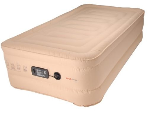 Air Mattress With Built In Pump Homelingo Com